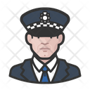 Scotland Police Officer Scotland Police Icon