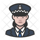 Scotland Police Officer Police Officer Icon