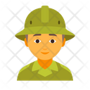 Scout male Icon