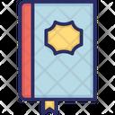 Scrapbook Book Diary Icon