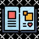 Scrapbooking Scrapbook Paper Icon