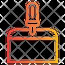 Scraper Construction Tool Icon