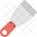 Scraper Putty Knife Icon