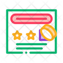 Scratch card Icon