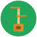 Scratch Post Icon