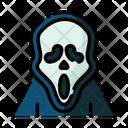 Scream Scream Face Horror Icon