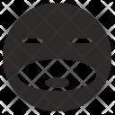 Scream Emoji Smiley Icon