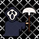 Scream Ghost Evil Icon