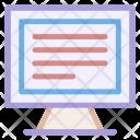 Screen Screens Monitor Icon