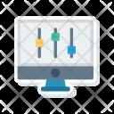 Screen Control Setting Icon
