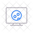 Screen Lcd Display Icon