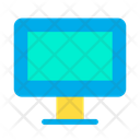 Computer Display Device Icon