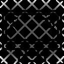 Screen Broken Computer Screen Icon