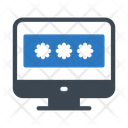 Password Lock Security Icon
