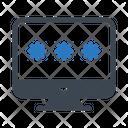 Password Lock Secure Icon
