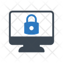 Private Lock Protection Icon