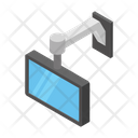 Screen Monitor Icon