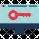 Screen Password Icon
