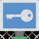 Screen Password Key Icon