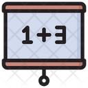 Screen Projector Icon