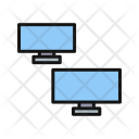 Screen Resolution Simula Icon