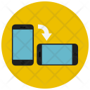 Screen Rotation Phone Icon