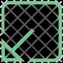 Screen Scale Icon
