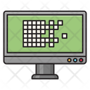 Screen Security Privacy Icon