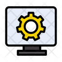 Screen Setting Icon