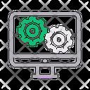 Screen Setting Icon