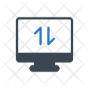 Upload Download Online Icon