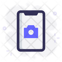 Mobile Camera Screenshot Icon