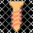 Screw Construction Tool Icon