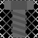 Screw Construction Instrument Icon