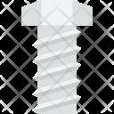 Screw Nail Carpentry Icon