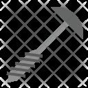 Screw Nail Equipment Icon