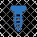 Screw Nail Hardware Icon