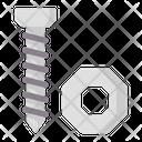 Screw Screwdriver Industry Icon