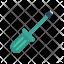 Screw Driver Tool Icon