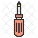 Screw Driver Driver Construction Icon