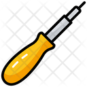 Screwdriver Garage Tool Essential Tool Icon