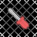 Screwdriver Construction Tool Repairing Tool Icon