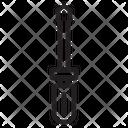 Screw Driver Construction Icon