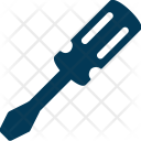 Screwdriver Hand Tool Icon