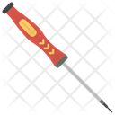 Screwdriver Tester Garage Tools Icon
