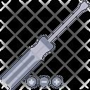 Screwdriver Nut Repair Icon