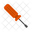 Screwdriver Repair Fitness Icon