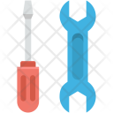 Screwdriver Tools Hardware Icon
