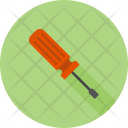 Screwdriver Fitting Repair Icon