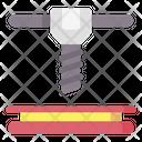 Screwdriver Machine Icon